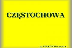 Pielgrzymka Częstochowa - Oświęcim