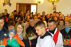Święcenie pokarmów Wróblowa - Ujazd